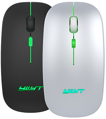 YWYT G852 Computer Mouse Rechargeable Silent Bluetooth 2.4g Dual-mode Wireless Mouse Portable Mouse