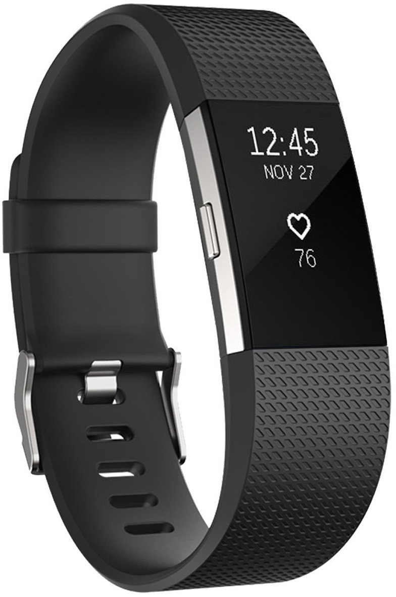 Fitbit Charge 2 Band, Adjustable Replacement Sport Strap Wristband for Fitbit Charge 2