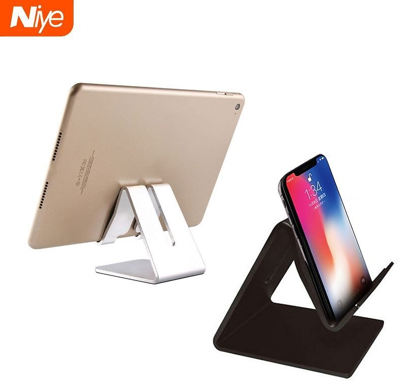 US $1.99 30% OFF|Desktop Holder Tablet Stand For Ipad 9.7 10.2 10.5 11 Inch Rotation Aluminium Tablet Stand Secure For Samsung Xiaomi Iphone|Tablet Stands| - AliExpress