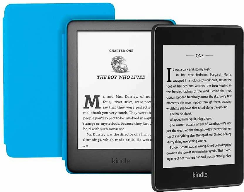 Buy 2 Select Amazon E-readers and Save Up to $112 Total