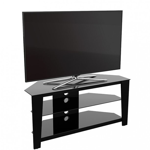AVF Group Reflections Vico Corner TV Stand Up to 55