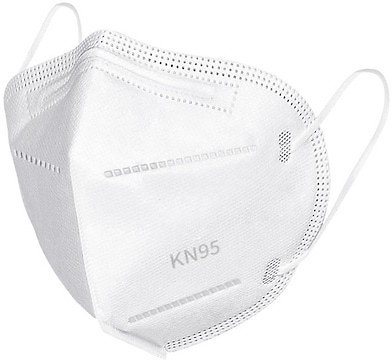 Five-layer Protective KN95 Masks Certified By CE FDA SGS and Many Authoritative Organizations Are Non-medical