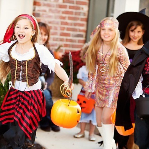 Free Trick-or-Treat Events & More