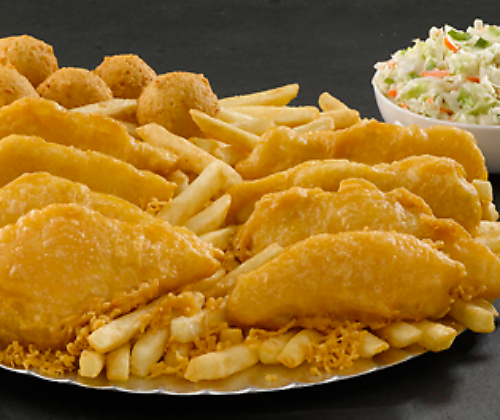 $2 Off Variety Platter or $5 Off 8 Piece Family Meal