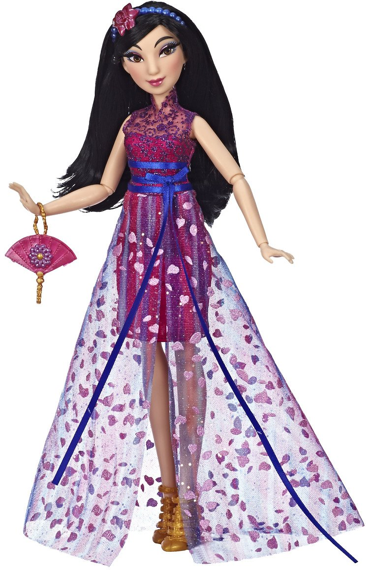 Disney Princess Style Series, Mulan Doll in Contemporary Style