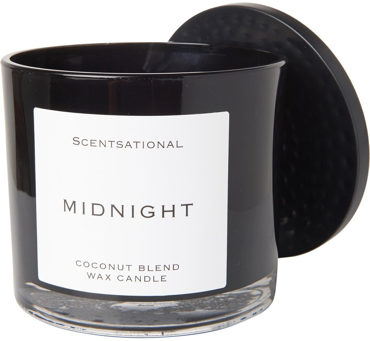Scentsational Midnight Woods Coconut-Blend Wax Candle - 3-Wick, 26 Oz.