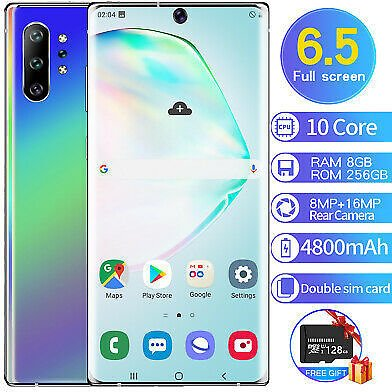 4G Android 9.1 Network Unlocked 6.5