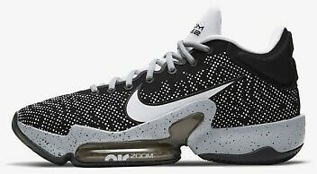 Nike Zoom Rize 2 - Black Gray / CT1495-002 / Mens Basketball Shoes Sneakers