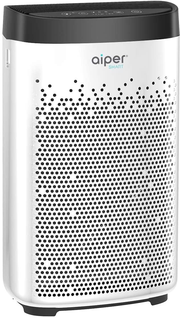 Air Purifier for Home with True HEPA Filter, Home Air Purifier for Smokers