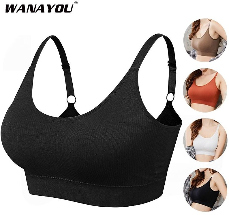 US $3.63 |Comfortable Seamless Sports Bra Women Fitness Top Yoga Bra For Cup A D Running Yoga Gym Crop Top Women Push Up Sport Bra Top|Sports Bras| - AliExpress