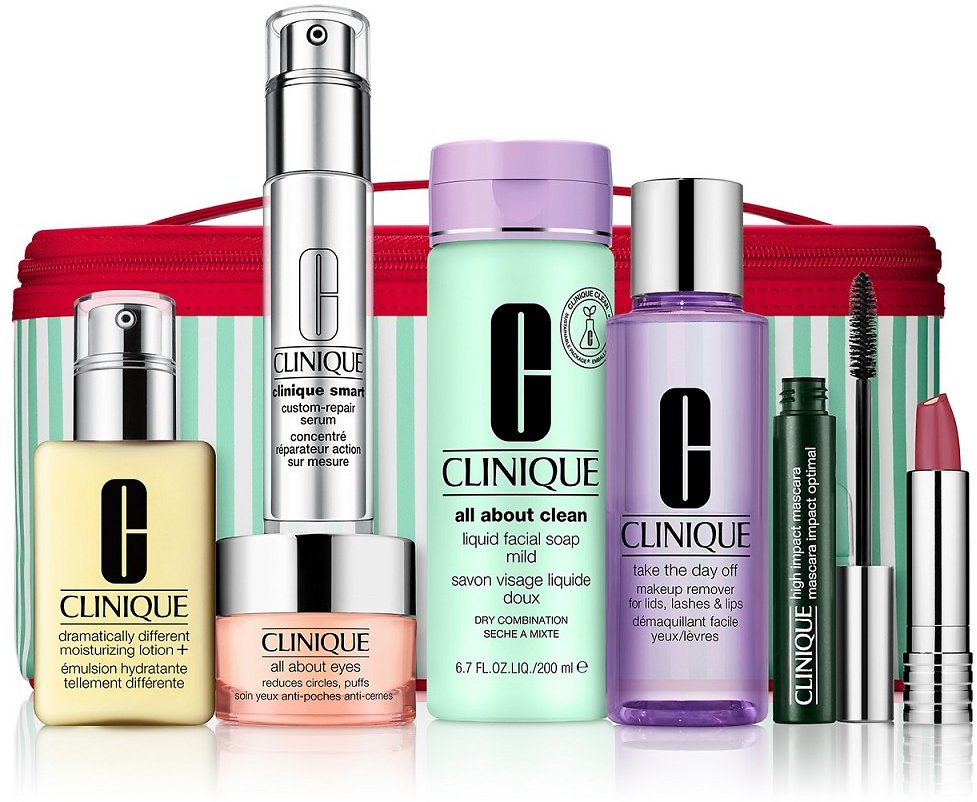 Best of Clinique - Only $49.50 with Any $31 Clinique Purchase (A $234.50 Value!)
