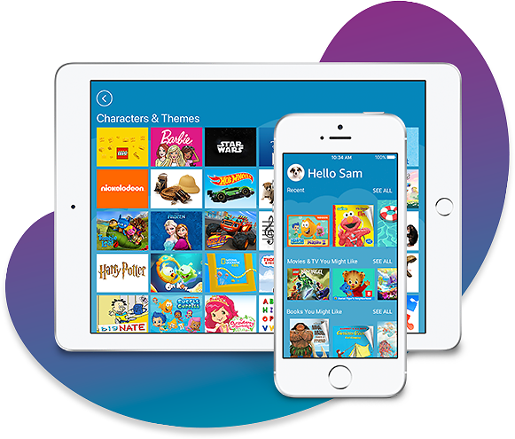 99¢ for Kids+  3-month family plan