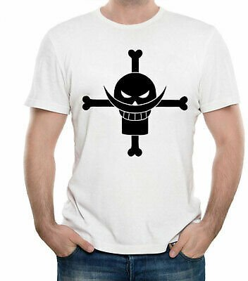 Anime One Piece T-shirt Short Sleeve TShirt Casual Sports Tops Tees Shirts S-3XL