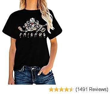 Casual Shirt Cotton Graphic Tees Tops - Unisex Sizing