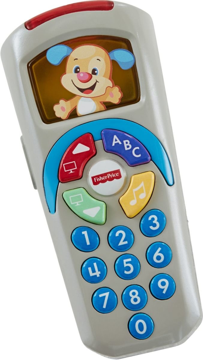 Fisher-Price Laugh & Learn Puppy's Remote CMW48`