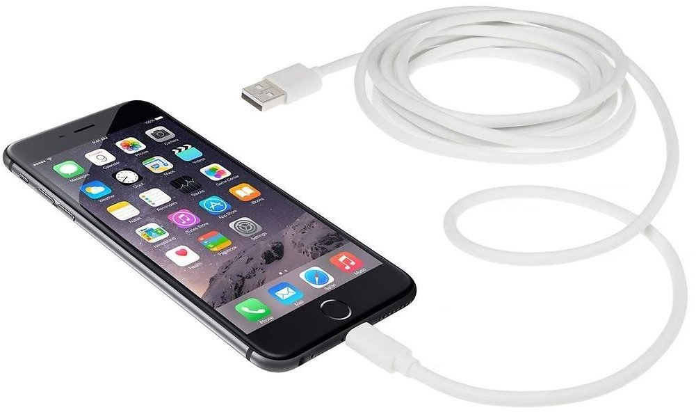 10ft Apple-Certified Lightning Cable