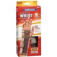 Mueller Sport Care Carpal Tunnel Wrist Stabilizer, Maximum Support, Model 62021 Large/X-Large