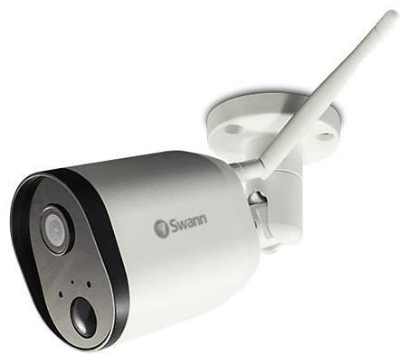 Swann SWWHD-OUTCAM Wireless Wi-Fi 1080p 2MP Outdoor Security Camera with Night Vision