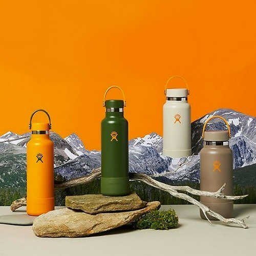 Rare Savings on Highly Rated Hydro Flask Bottles