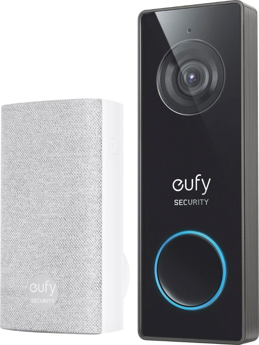Eufy Security Wired 2K Video Doorbell