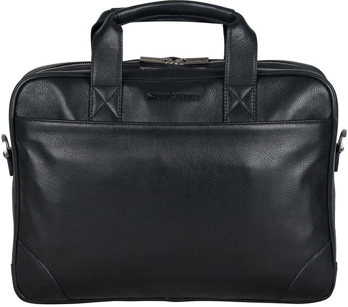 Ben Sherman | Premium Karino Leather Double Compartment Briefcase | Nordstrom Rack