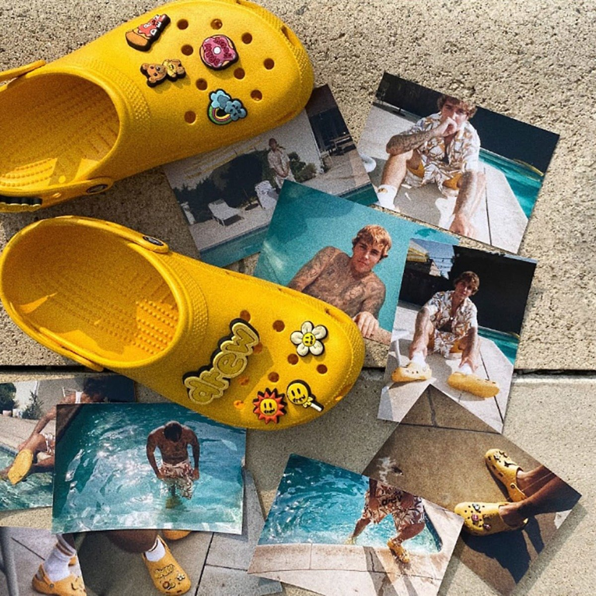 Crocs Launches Justin Bieber Collection