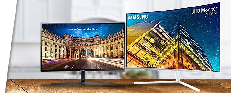 Samsung Monitors from $139.99