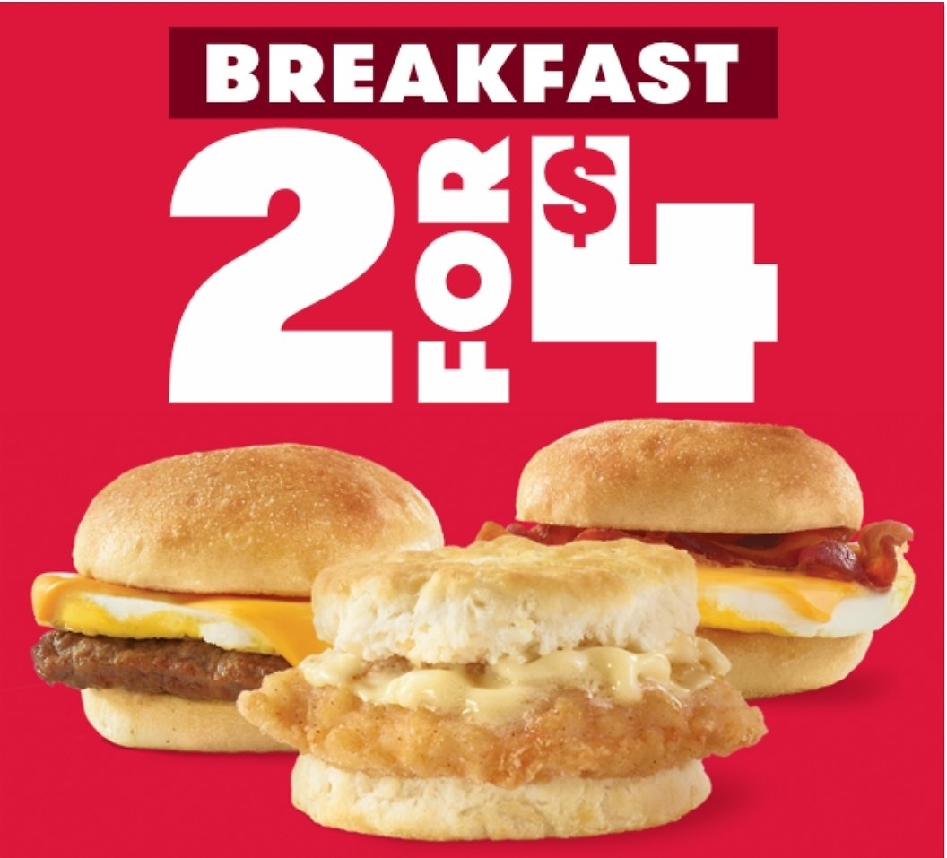 2 for $4 Biscuits