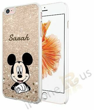 Personalised Mickey Mouse Disney Phone Case Cover for Various Mobile Phones 053