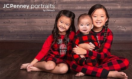 JCPenney Portraits By Lifetouch (2 Options)