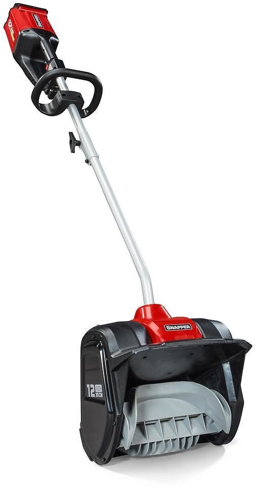 Snapper XD 82-Volt MAX Cordless Electric Snow Shovel, Battery and Charger Not Included-1696871