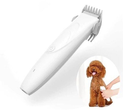 Xiaomi Pawbby Pets Hair Trimmer Dog Cat Pet Grooming Electrical Hair Clippers USB Rechargable Shaver