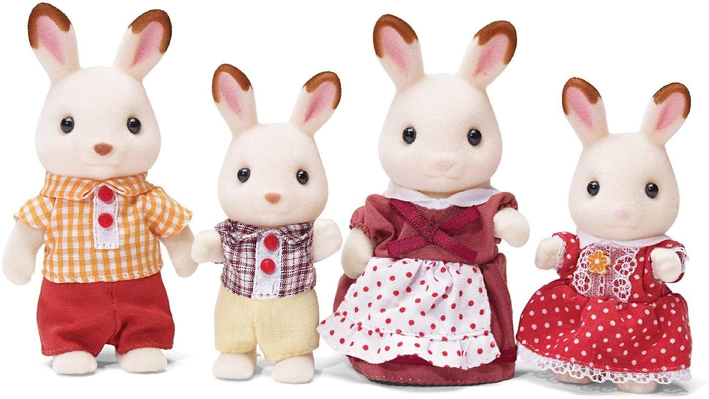 Up to 60% Off Collectible Toys from Adora, Calico Critters, Capsule Chix and More