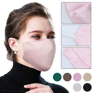 Men And Women Thickening Double-deck Sunscreen And Silk Mask + 50Pcs Filters