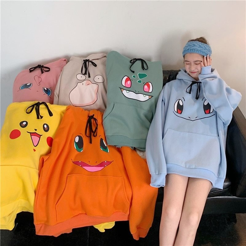 US $11.96 43% OFF|Amine Hoodies Women Hip Hop Sweatshirt Girls Harajuku Long Sleeve Japan Hoodie Streetwear Cute Cartoon Hoodie Men Womens|Hoodies & Sweatshirts| - AliExpress