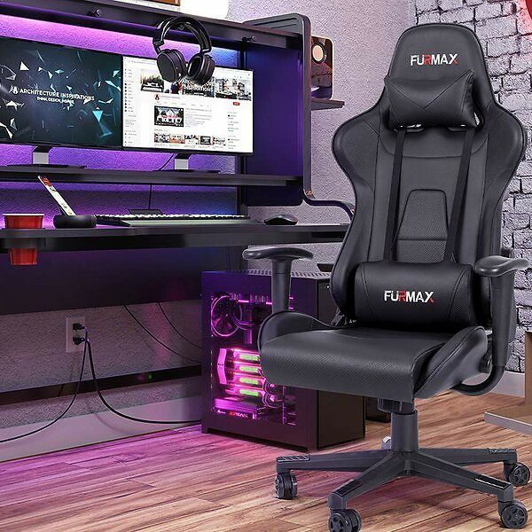 High-Back PC & Racing Game Chair