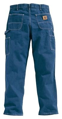 Carhartt Loose-Fit Work Jeans for Men   Bass Pro Shops