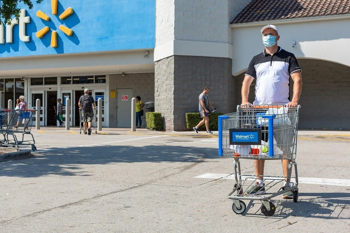 Walmart Just Said They're Reinstating This COVID Safety Measure