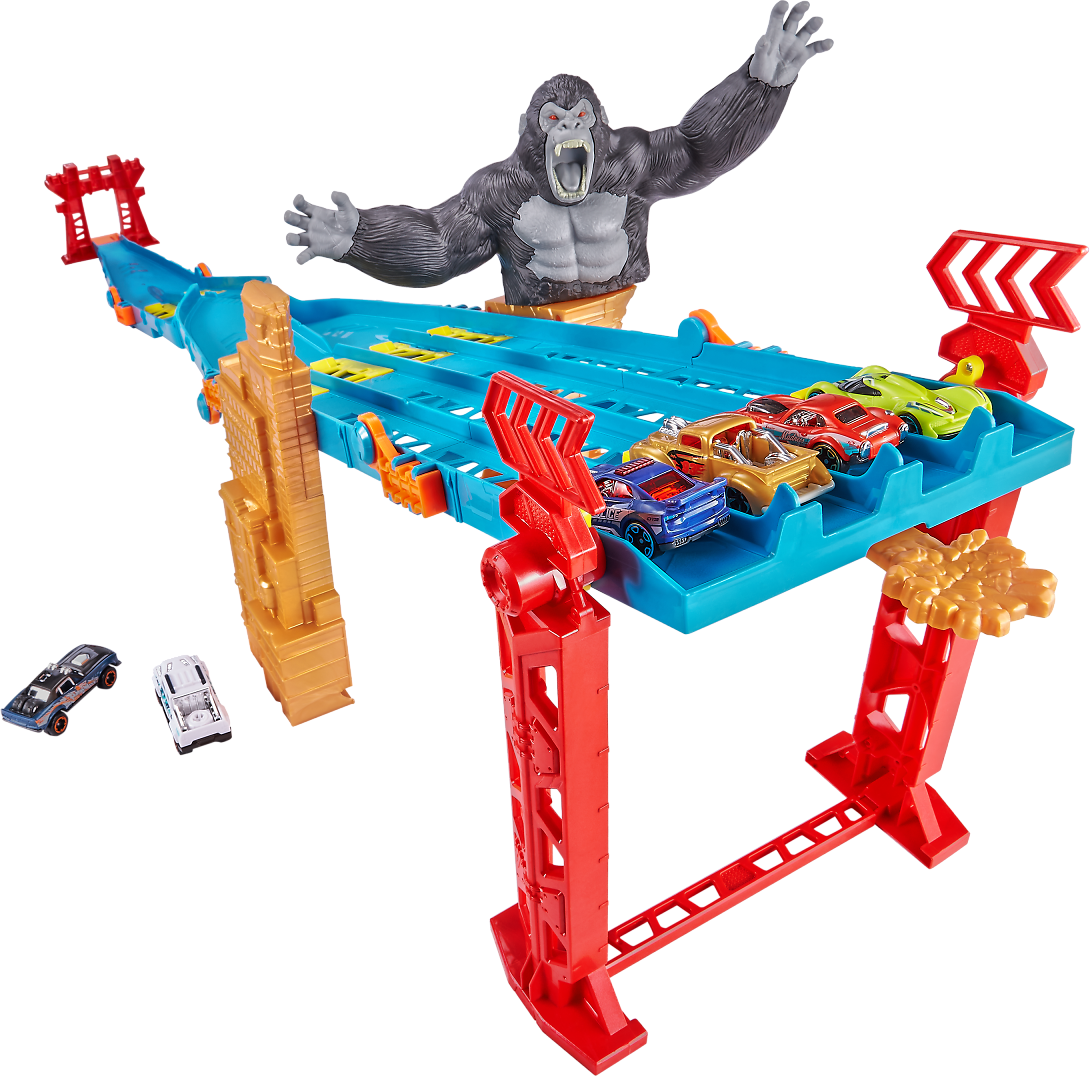 Adventure Force Ape Escape Track Set