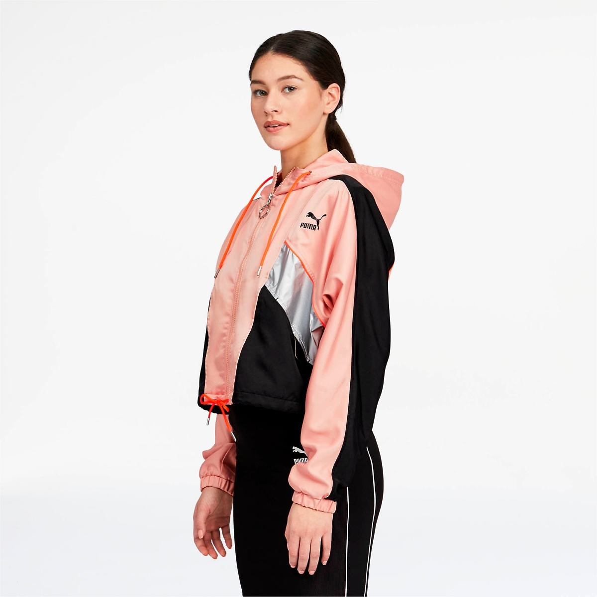 Tailored for Sport Fashion Lux Women's Track Jacket
