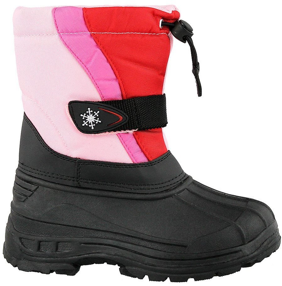 Love This Product Pink & Red Boot - Kids