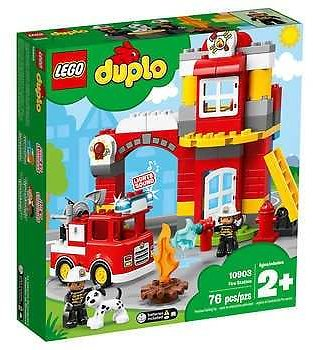 LEGO Duplo Town Fire Station
