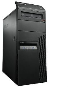 Lenovo ThinkCentre M83 Tower Desktop PC w/ Intel Core I5, 16GB DDR3, 256GB SSD (Refurb)