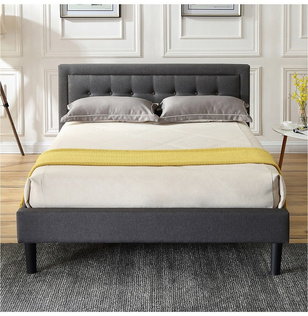 Sleep Trends Alondra Platform Bed, Full