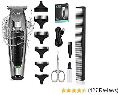 Hair Clippers, 321OU Electric Hair Clippers, Professional Hair Trimmer for Kids Men, Cordless Haircut Kit Waterproof Mens Kids Beard Trimmer