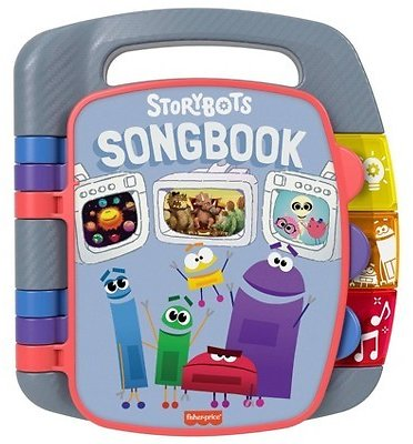 Fisher-Price StoryBots Song Book