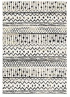 Christopher Knight Home Glendale Tribal Aztec 5 Ft 3 in X 7 Ft 3 in Area Rug Ivory