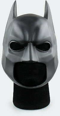 Batman The Dark Knight Soft PVC Helmet Cosplay Mask Halloween Party Prop Gift
