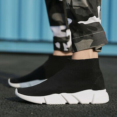 Women Breathable Socks Shoes Casual Sneakers Walking Jogging Gym Trainer Shoes