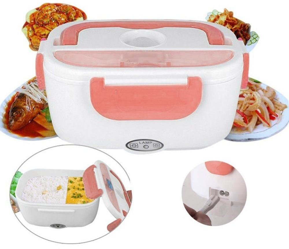 Electric Heating Lunch Box Food Box